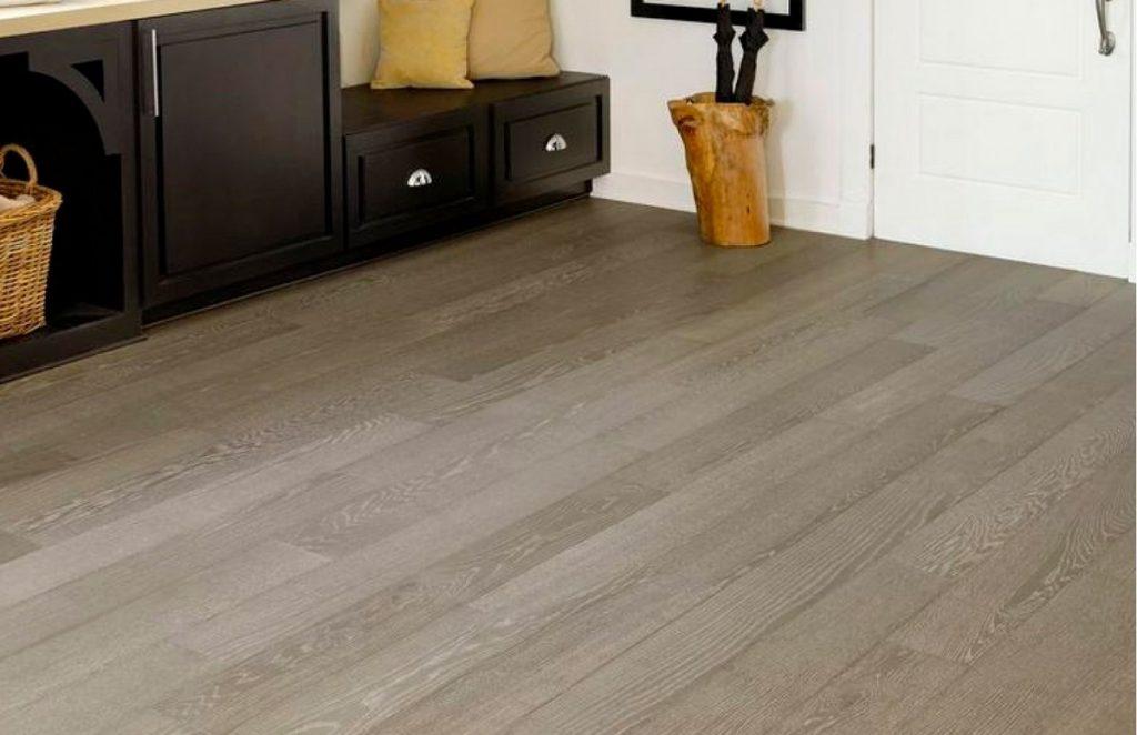 wood floor covering