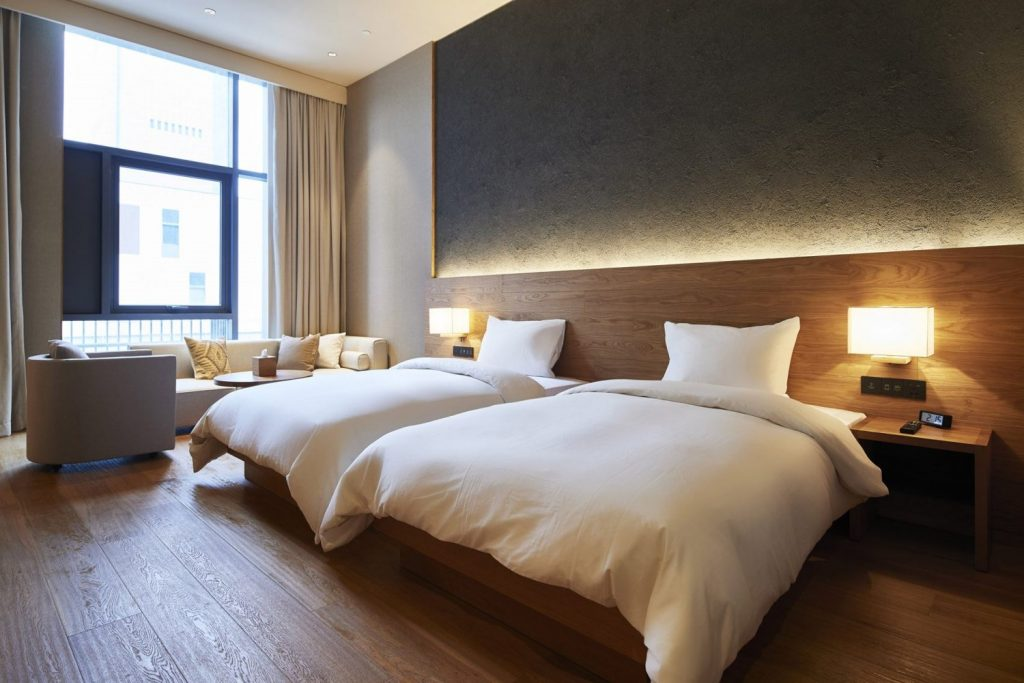 hotel room system